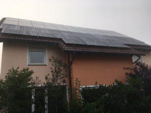 PV-Anlage Eigenheim